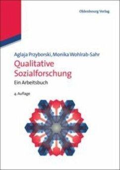 Qualitative Sozialforschung - Przyborski, Aglaja; Wohlrab-Sahr, Monika