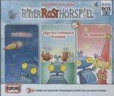 Ritter Rost Hörspiel - Blechbox, 3 Audio-CDs