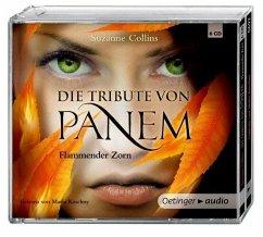 Flammender Zorn / Die Tribute von Panem Bd.3 (6 Audio-CDs) - Collins, Suzanne