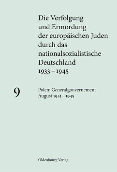 Polen: Generalgouvernement August 1941 - 1945