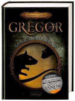 Gregor und die graue Prophezeiung / Gregor Bd.1 - Collins, Suzanne