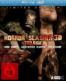 Horror Slasher Trilogie