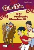 Der verhexte Wanderritt / Bibi & Tina Bd.35 (Mängelexemplar)