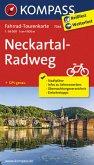 Kompass Fahrrad-Tourenkarte Neckartal-Radweg