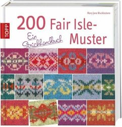 200 Fair Isle-Muster - Mucklestone, Mary Jane