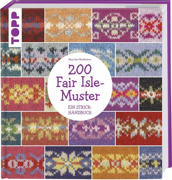 200 fair isle muster von mary jane mucklestone als taschenbuch portofrei bei bcherde - Fair Isle Muster
