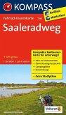 Saaleradweg - Von Münchberg nach Schönebeck (Elbe) 1 : 50 000