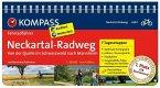 Neckartal-Radweg, von der Quelle im Schwarzwald nach Mannheim