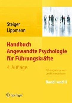 Handbuch angewandte Psychologie für Führungskrä...
