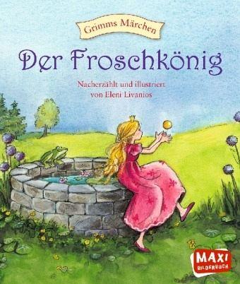 Der Froschkönig - Livanios (Zabini), Eleni