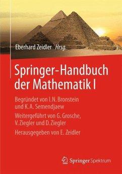 Springer-Handbuch der Mathematik I