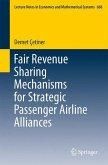 Fair Revenue Sharing Mechanisms for Strategic Passenger Airline Alliances