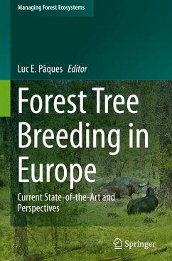 Forest Tree Breeding in Europe