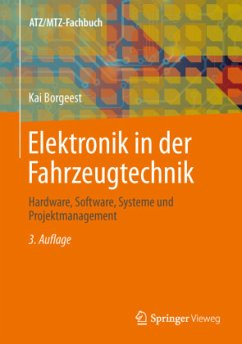 Elektronik in der Fahrzeugtechnik - Borgeest, Kai