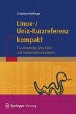 Linux-Unix-Kurzreferenz kompakt