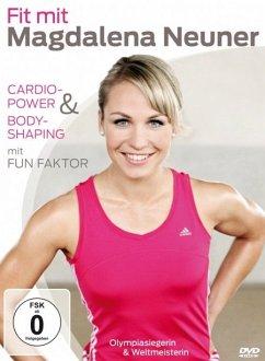Fit mit Magdalena Neuner - Cardio-Power & Bodyshaping mit Fun Faktor