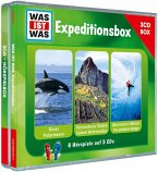 Expeditionsbox, 3 Audio-CDs