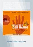Du hast es in der Hand!, 1 MP3-CD (DAISY Edition)