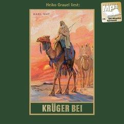 Krüger Bei, 1 MP3-CD / Gesammelte Werke, MP3-CDs 21 - May, Karl;May, Karl May, Karl