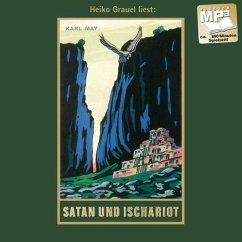 Satan und Ischariot, 1 MP3-CD / Gesammelte Werke, MP3-CDs 22 - May, Karl;May, Karl May, Karl