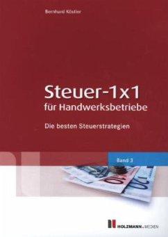 Steuer- 1x1 für Handwerksbetriebe 03