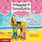 Rettung für den kleinen Hund / Ponyclub Seestern Bd.1 (Audio-CD)