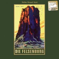 Die Felsenburg, 1 MP3-CD / Gesammelte Werke, MP3-CDs Bd.20 - May, Karl