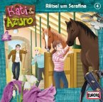 Kati & Azuro - Rätsel um Serafina, 1 Audio-CD