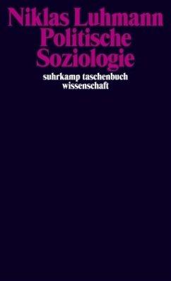 Politische Soziologie - Luhmann, Niklas