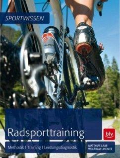 Radsporttraining - Laar, Matthias; Lindner, Wolfram