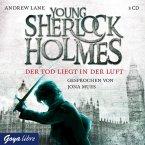 Der Tod liegt in der Luft / Young Sherlock Holmes Bd.1 (3 Audio-CDs)