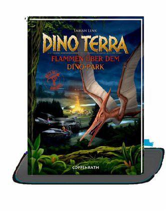 Flammen über dem Dino-Park / Dino Terra Bd.5