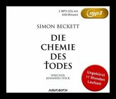 Die Chemie des Todes / David Hunter Bd.1 (2 MP3-CDs)