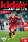 Kicker Fußball-Almanach 2014