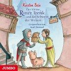 Der kleine Ritter Trenk und das Schwein der Weisen / Der kleine Ritter Trenk Bd.3 (1 Audio-CD)