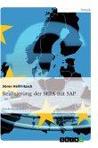 Realisierung der SEPA mit SAP