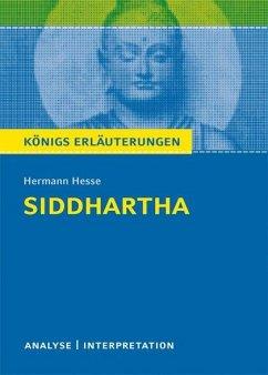 Siddhartha von Hermann Hesse. - Hesse, Hermann
