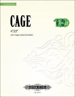4´33 Centennial Edition