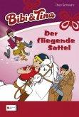 Der fliegende Sattel / Bibi & Tina Bd.9 (Mängelexemplar)