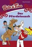 Der Pferdetausch / Bibi & Tina Bd.22 (Mängelexemplar)