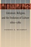 Literature, Religion, and the Evolution of Culture, 1660-1780
