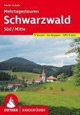 Schwarzwald - Süd/Mitte Mehrtagestouren