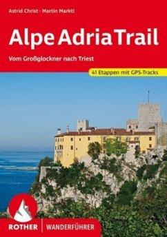 AlpeAdriaTrail - Christ, Astrid; Marktl, Martin