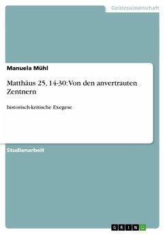 Matthäus 25 14 30