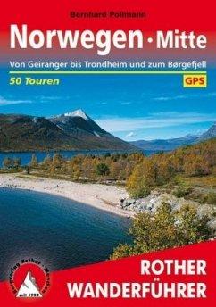 Norwegen Mitte - Pollmann, Bernhard