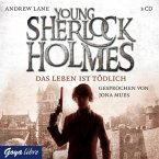 Das Leben ist tödlich / Young Sherlock Holmes Bd.2 (3 Audio-CDs)