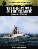 U-Boat War in the Atlantic Vol 1 - 1939-1941