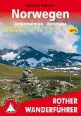 Rother Wanderführer / Norwegen