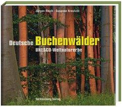 Deutsche Buchenwälder - Reich, Jürgen; Kreutzer, Susanne
