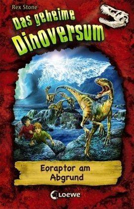 Buch-Reihe Das geheime Dinoversum von Rex Stone